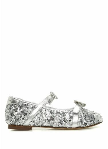 Dolce&Gabbana Babet Gümüş